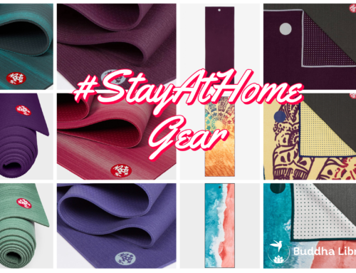 #StayAtHome Gear by Manduka